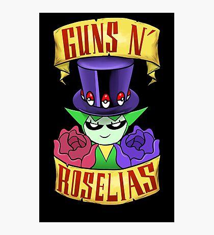 Guns N' Roselias  Photographic Print