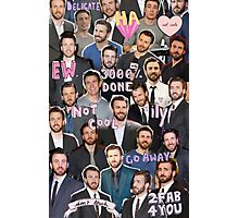 Chris Evans  Photographic Print