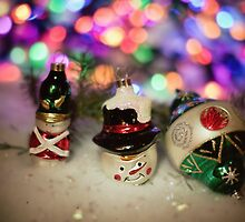 Christmas Ornament of Old by carolynrauh