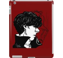 Consulting Detective iPad Case/Skin