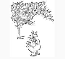 Catfish Cigarette by John Howard Unisex T-Shirt