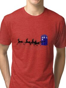 The Doctor's Christmas 2! Tri-blend T-Shirt