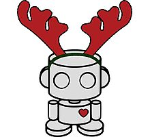 O'bot - Seasons Greetings Photographic Print