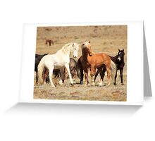 Power Play Greeting Card