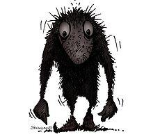 Funny Cute Scary Troll by StrangeStore