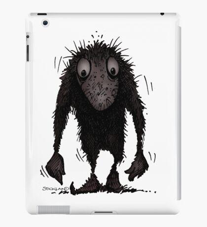 Funny Cute Scary Troll iPad Case/Skin