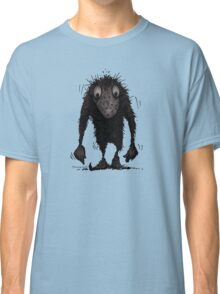 Funny Cute Scary Troll Classic T-Shirt
