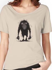 Funny Cute Scary Troll Women's Relaxed Fit T-Shirt