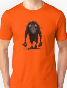 Funny Cute Scary Troll Unisex T-Shirt