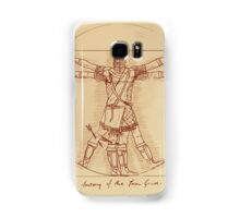 Anatomy of a Town Guard Samsung Galaxy Case/Skin