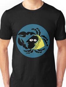 Retro Seventies Zodiac Cancer Unisex T-Shirt