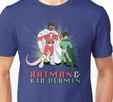 Ratman & Kid Vermin | Big Bang Theory Unisex T-Shirt