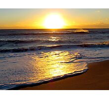 Cape Hatteras Sunrise Photographic Print