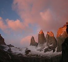 The Towers by Erland Howden