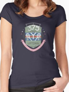 375th Street Y Women's Fitted Scoop T-Shirt