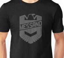 Custom Dredd Badge - Messano Unisex T-Shirt