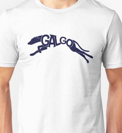 Galgo silhouette Unisex T-Shirt