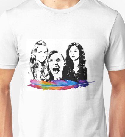 Holland Roden Feather Unisex T-Shirt