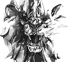 Abstract Lion by viSion Design