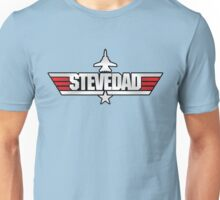Custom Top Gun - Stevedad Unisex T-Shirt
