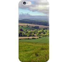 Wiltshire Countryside iPhone Case/Skin