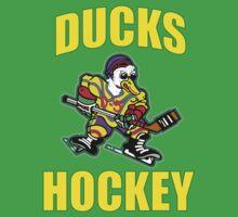 Ducks Hockey Kids Clothes