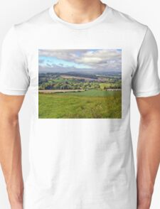 Wiltshire Countryside Unisex T-Shirt