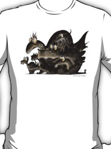 Funny Monsters! T-Shirt