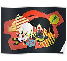 Kagerou Project - Haruka Takane Poster