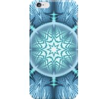 The Blue Snowflake iPhone Case/Skin