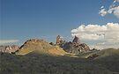Mule Ears Peak by Tamas Bakos