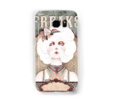 The Beauty Freaks - The Albino Samsung Galaxy Case/Skin