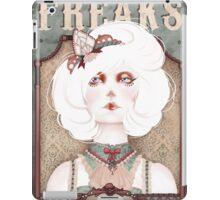 The Beauty Freaks - The Albino iPad Case/Skin