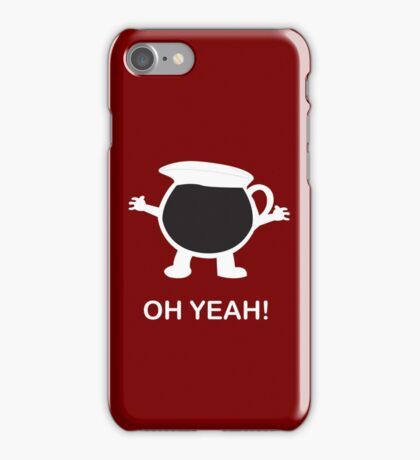 Oh Yeah! iPhone Case/Skin