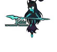Kalista the spear of vengeance by Roes Pha