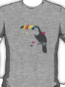Colourful Toucan  T-Shirt