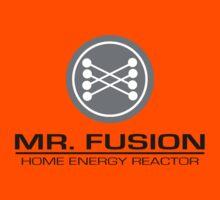 Mr. Fusion - Dark Kids Clothes