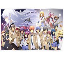 Angel Beats Poster
