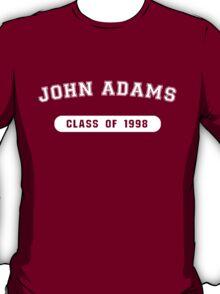 John Adams High - Class of 98 (Light) T-Shirt