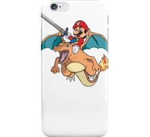 Mario x Charizard iPhone Case/Skin