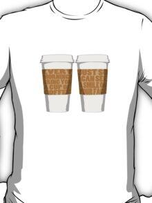 Morning Coffee T-Shirt