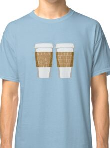 Morning Coffee Classic T-Shirt