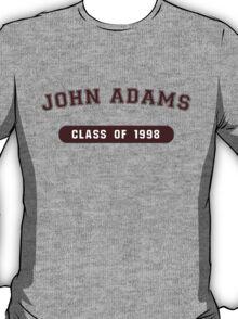 John Adams High - Class of 98 (Dark) T-Shirt