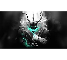 League of Legends - Thresh Photographic Print