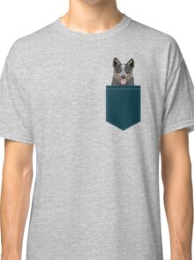 Kellan - Australian Cattle dog gifts and gifts for cattle dog owners dog gifts for a dog person Classic T-Shirt