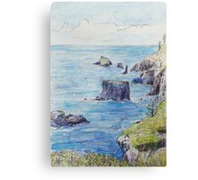 The Northern Islets of Norfolk Canvas Print