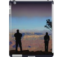 Photographing the Grand Canyon iPad Case/Skin