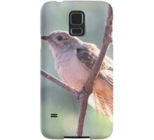 Brush Cuckoo  Samsung Galaxy Case/Skin
