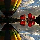 Balloon's by Annette Blattman
