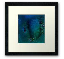 BLISSFUL.ABYSS.OF.THE.MUSE Framed Print